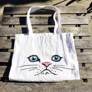 Brand New Kitty Kat Tote Bag